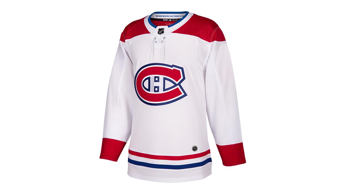 Le Tout Nouveau Chandail Authentique Adizero Des Canadiens De Montreal Est Arrive Canadiens De Montreal